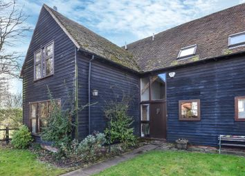 Thumbnail 4 bed terraced house for sale in The Barn, Ascot Road