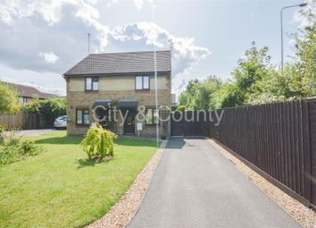 Thumbnail 2 bed semi-detached house for sale in Hoylake Drive, Farcet, Peterborough