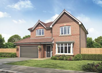 Thumbnail 4 bed detached house for sale in Kings Meadow, Blackpool