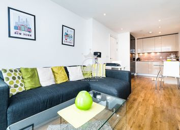 Thumbnail 1 bed flat to rent in Central Apartments, Wembley