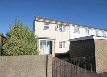 Thumbnail 3 bedroom end terrace house for sale in Deeping Close, Southampton