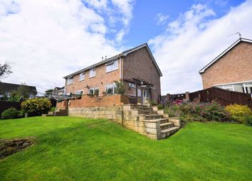 Thumbnail 4 bed semi-detached house for sale in Northbank Close, Cheltenham, Gloucestershire