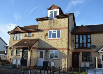 Thumbnail 3 bed terraced house for sale in Warrilow Close, North Worle, Weston-Super-Mare