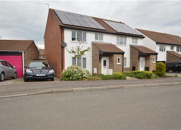 Thumbnail 3 bedroom semi-detached house for sale in Templar Road, Yate, Bristol