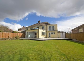 Thumbnail 5 bed semi-detached house for sale in Southwell Road, Plymouth