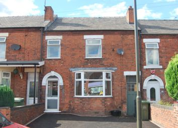 Thumbnail 3 bed terraced house for sale in Mansfield Road, Heanor