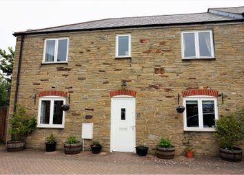 Thumbnail 4 bed semi-detached house for sale in Pipers Court, Mitchell, Newquay