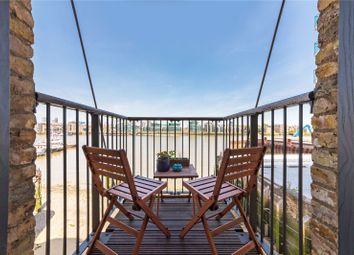 Thumbnail 2 bed flat for sale in Tempus Wharf, 33 Bermondsey Wall West, London