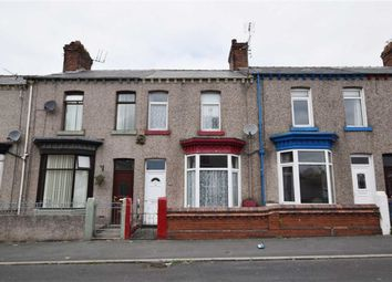 Thumbnail 3 bed terraced house for sale in Settle Street, Barrow In Furness, Cumbria