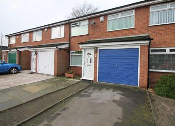 Thumbnail 3 bed town house to rent in Chapel Grove, Urmston, Manchester