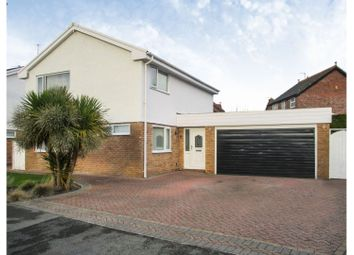Thumbnail 4 bed detached house for sale in Lewis Close, Llandudno