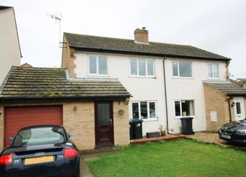Thumbnail 3 bed semi-detached house for sale in Bellairs, Sutton, Ely