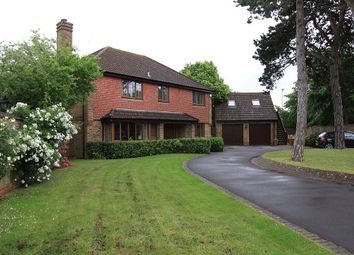 Thumbnail 4 bed detached house for sale in The Chestnuts, Abingdon, Oxfordshire