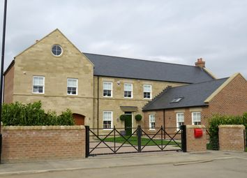 Thumbnail 5 bedroom detached house for sale in Brunton Square, Newcastle Upon Tyne