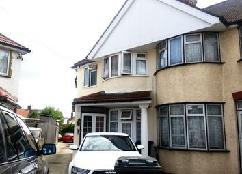 Thumbnail 4 bed end terrace house for sale in St Crispins Close, Southall, Middlesex