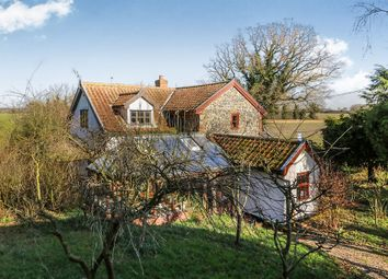 Thumbnail 4 bed detached house for sale in High Starling, Banham, Norwich