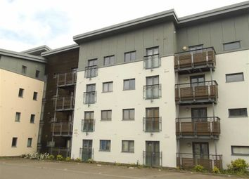 Thumbnail 1 bedroom flat for sale in St Christophers Court, Marina, Swansea
