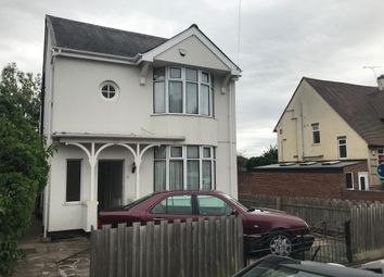 Thumbnail 4 bed detached house to rent in Priesthills Road, Hinckley