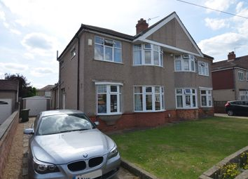 Thumbnail 4 bed semi-detached house for sale in Montrose Avenue, Sidcup