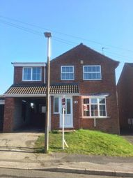 Thumbnail 4 bed detached house for sale in Crown Close, Rainworth, Mansfield, Notts