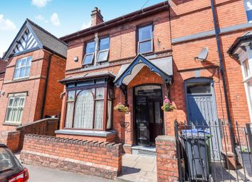 Thumbnail 4 bed semi-detached house for sale in Hollies Drive, Wednesbury