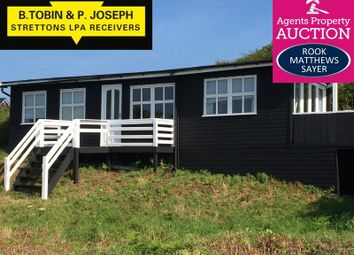 Thumbnail 3 bed mobile/park home for sale in Newton-By-The-Sea, Alnwick