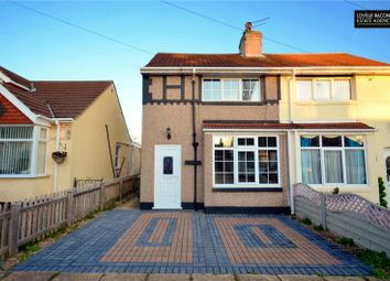 Thumbnail 2 bed semi-detached house for sale in Hilary Road, Scartho