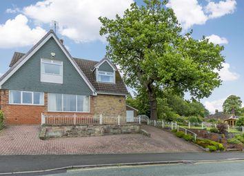 Thumbnail 3 bed detached house for sale in Hillside Avenue, Endon, Stoke-On-Trent