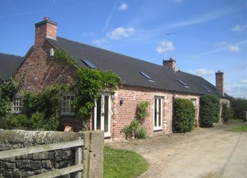 Thumbnail 4 bed barn conversion to rent in Hall Farm, Windley, Derbyshire