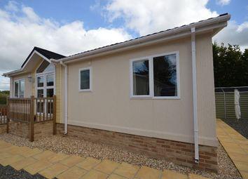 2 bed mobile/park home for sale in Oaklands Caravan Site, Hatherleigh Road, Okehampton EX20
