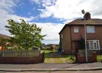 Thumbnail 3 bed semi-detached house for sale in Augur Terrace, Alnwick