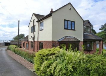 Thumbnail 4 bed detached house for sale in Burnham Road, Epworth, Doncaster