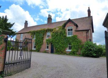 Thumbnail 5 bed detached house for sale in Rodsley Lane, Yeaveley, Ashbourne Derbyshire