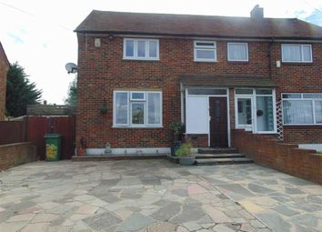 Thumbnail 3 bed semi-detached house for sale in Petersham Drive, St Pauls Cray, London