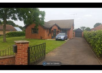 Thumbnail 3 bed bungalow to rent in Harworth Avenue, Blyth, Worksop
