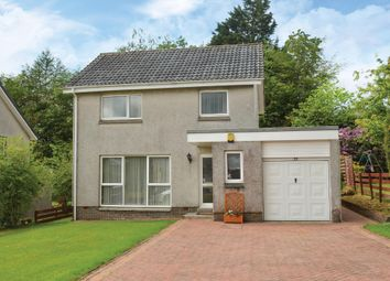 Thumbnail 3 bed detached house for sale in Lochranza Drive, Helensburgh, Argyll & Bute