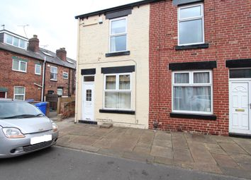 Thumbnail 2 bed end terrace house to rent in Kipling Road, Sheffield