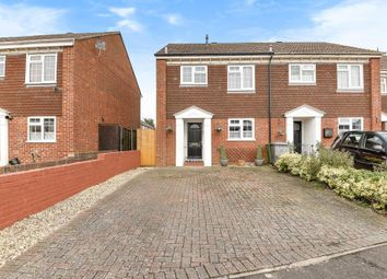 Thumbnail 3 bed end terrace house for sale in Foxhunter Way, Thatcham
