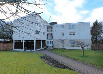 Thumbnail 2 bed flat for sale in Burns Park, Calderwood, East Kilbride