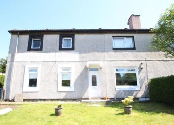 Thumbnail 3 bed flat for sale in Northgate Road, Balornock, Glasgow