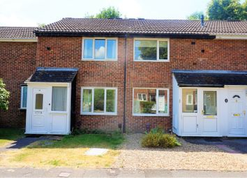 Thumbnail 2 bed terraced house for sale in Harewood Close, Boyatt Wood, Eastleigh