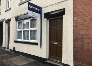 Thumbnail 1 bed flat to rent in Arch Street, Rugeley
