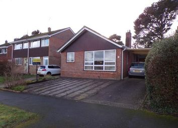 Thumbnail 2 bed bungalow for sale in Cedar Crescent, North Baddesley, Southampton