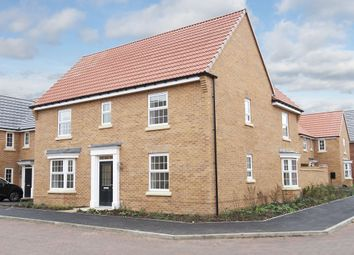 "Thumbnail 4 bed detached house for sale in ""Layton"" at Michaels Drive, Corby"