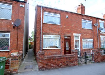 Thumbnail 2 bed end terrace house to rent in Quarry Road, Somercotes