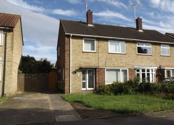 Thumbnail 3 bed property to rent in Figtree Walk, Peterborough