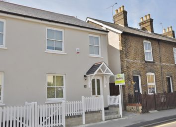 Thumbnail 3 bed semi-detached house to rent in Station Road, Sawbridgeworth