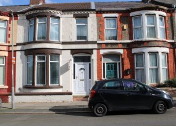 Thumbnail 3 bed terraced house to rent in Fitzgerald Road, Liverpool