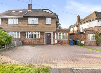 Eastcote Road, Pinner, Middlesex HA5. 5 bed semi-detached house
