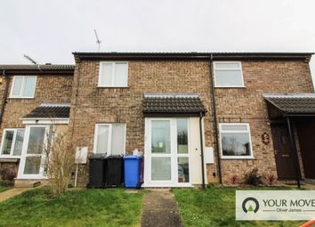Thumbnail 2 bed terraced house to rent in Harebell Way, Lowestoft